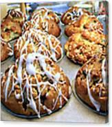 Cinnamon Muffins Canvas Print