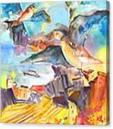 Cinque Terre 05 Canvas Print