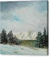 Cioplea Canvas Print