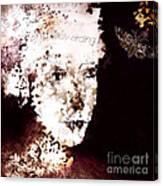 Circling 1 Canvas Print