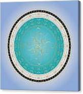 Circularity No. 733 Canvas Print