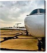 Citation Jet Canvas Print