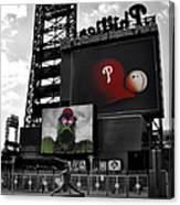 Citizens Bank Park Philadelphia Canvas Print