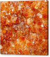 Citrine Canvas Print