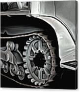 Citroen Half Track - Automobile  Canvas Print