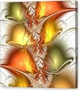 Citrus Colors Canvas Print