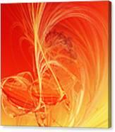 Citrus Infusion Canvas Print