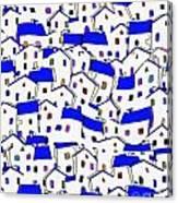 City 744 - Marucii Canvas Print