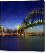City-art Sydney Canvas Print