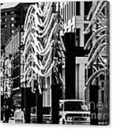 City Center-10 Canvas Print