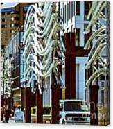 City Center-11 Canvas Print