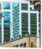 City Center-63 Canvas Print