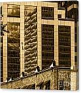 City Center -65 Canvas Print