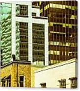 City Center-74 Canvas Print