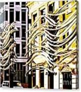 City Center-8 Canvas Print