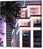 City Center-95 Canvas Print