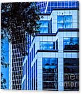 City Center-96 Canvas Print