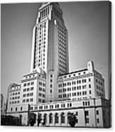 City Hall. Canvas Print