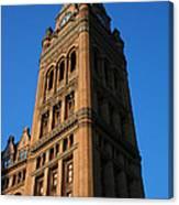 City Hall - Milwaukee Canvas Print