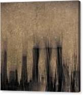 City Visions Canvas Print