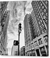 City Walk Canvas Print