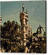 Cityview Canvas Print