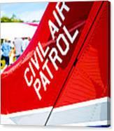 Civil Air Patrol Canvas Print