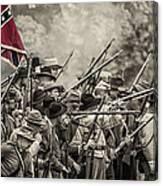 Civil War South  Canvas Print