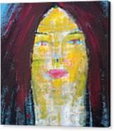 Clara Cleolinda Canvas Print