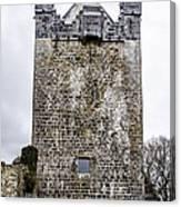 Claregalway Castle - Ireland Canvas Print