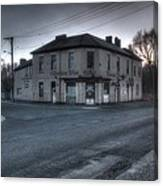 Clarendon Arms Hotel Tasmania Canvas Print
