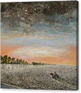 Clarksdale Mississippi Highway 61 Canvas Print