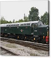 Class 40 Diesel Canvas Print