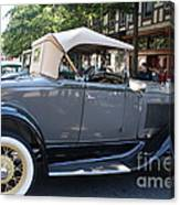 Classic Antique Car - Ford 1920s Canvas Print