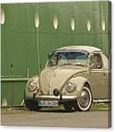 Classic Beetle 7 Canvas Print