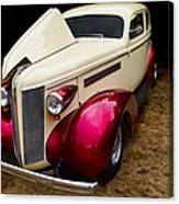 Classic Car - 1937 Buick Century Canvas Print