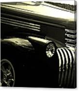 Classic Chevrolet Canvas Print