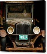 Classic Chevy Canvas Print