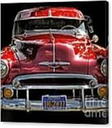 Classic Chevy  Canvas Print