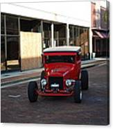 Classic Custom Hotrod Canvas Print