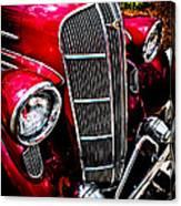 Classic Dodge Brothers Sedan Canvas Print