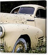 Classic Fleetline Car Canvas Print