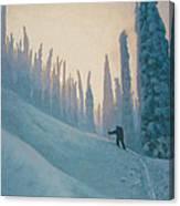 Classic Kootenay Canvas Print