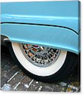 Classic Lines Of 1956 Canvas Print
