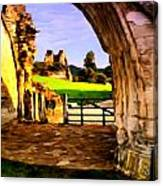 Classic Painting Canvas Print