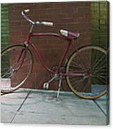 Classic Schwinn Bike  Canvas Print