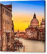 Classic Venice Canvas Print