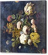 Classical Bouquet - S0104t Canvas Print