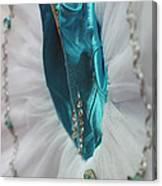 Classically Costumed Xviii Canvas Print