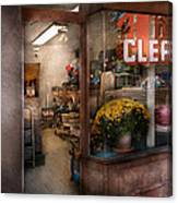 Cleaner - Ny - Chelsea - The Cleaners Canvas Print